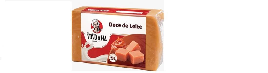 BARRA DOCE DE LEITE VOVÓ ANA